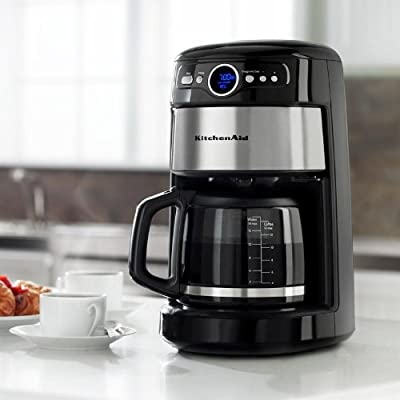 KitchenAid 14-Cup Glass Carafe Coffee Maker from KitchenAid ...