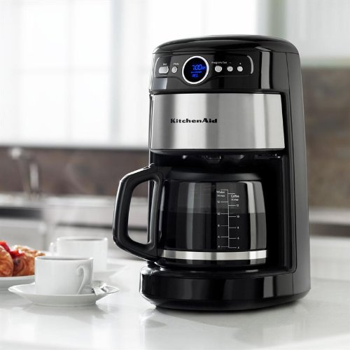 kitchenaid 14 cup coffee maker instructions