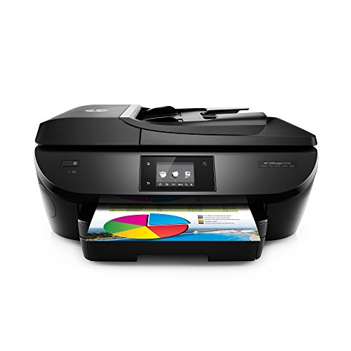 HP OfficeJet 5740 Wireless All-in-One Photo Printer with Mobile Printing, Instant Ink ready (Certified Refurbished) by Generic