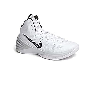 quality design 74880 d9a20 Amazon.com  Womens nike hyperdunk 2013 TB 599527 100 White Size 13  Shoes