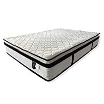 St.teil Foam and Pocket Spring Mattress in a Box 10 inch and 12 inch. Pocketed Spring.