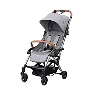 Maxi-Cosi-Laika-Compact-Stroller-Nomad-Grey