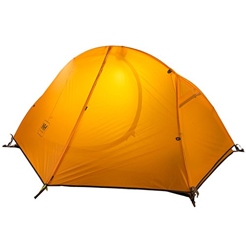 Naturehike 1 Person Tent 3 Seasons Camping Tent Ultraligh...