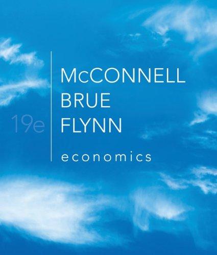 Economics with Connect Plus (The Mcgraw-hill Series Economics)