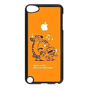 Calvin And Hobbes ipod Case, Cartoon For Case Ipod Touch 4 Cover, Cartoon For Case Ipod Touch 4 Cover, Covers For Case Ipod Touch 4 Cover
