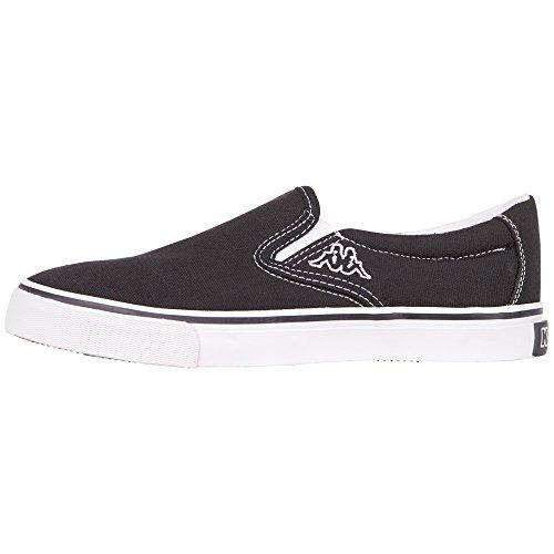 PEAK Footwear Kappa Black Sneakers 1110 Erwachsene White Unisex Schwarz 47dUdZqw5