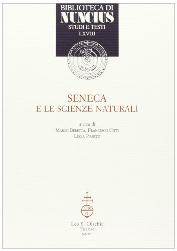 Seneca e le scienze naturali