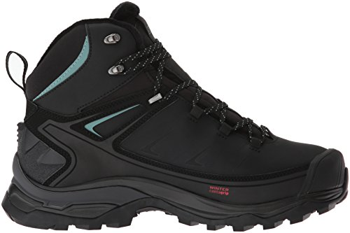X Winter Ultra Salomon Trellis Mid Waterproof Hiking Boot W Women's Phantom Black CS OB5Bqx6w