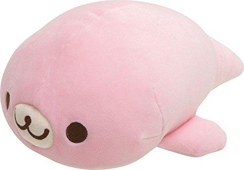 (Mamegoma collection in aquarium Super Soft stuffed M Sakura sesame seeds )