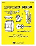 Instrument Bingo [With CD (Audio)] (Paperback)--by Cheryl Lavender [1996 Edition]