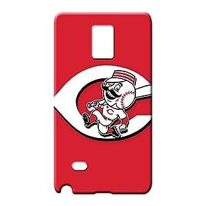 samsung note 4 Sanp On Personal Protective Cases phone skins baseball cincinnati reds 3