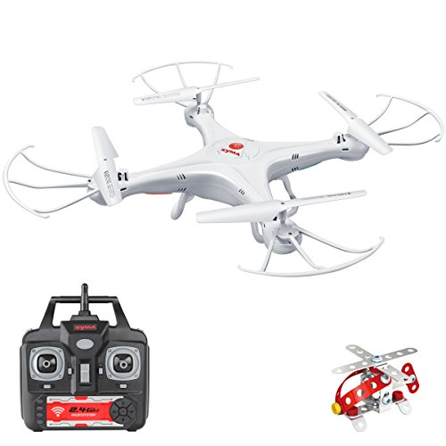 Syma-X5A-1-4-Channel-24GHz-RC-Explorers-Quad-Copter-Drone-360Eversion