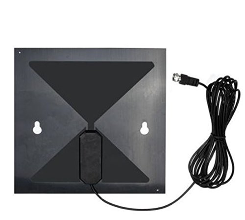 (Clear TV HD Digital Antenna - As Seen on TV - No More Cable Bills New Black ED)