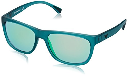 Emporio Armani Sonnenbrille (EA4081) Vert (Petroleum 553431)