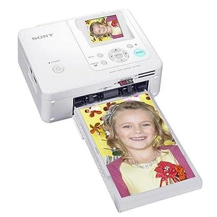 Sony FP65 - Impresora fotográfica (300 x 300 dpi, 63 s, LCD, 6,1 ...
