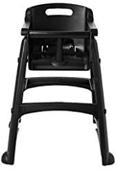 Rubbermaid Commercial  Sturdy Chair Youth Seat without Wheels