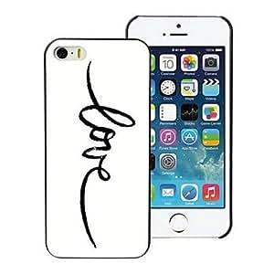 GX caso duro del diseño del amor para el iphone 5 / 5s