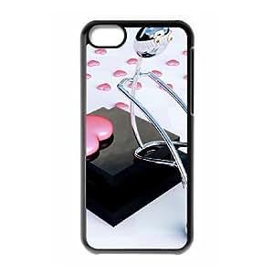 Space of love iPhone 5C Case Black