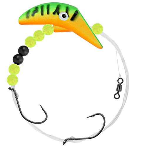 Apex 141187-Maurice Ap Waly A Plug Fire Tiger Fishing Equipment, 2