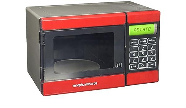 Casdon 685 Morphy Richards - Juguete de microondas: Amazon.es: Juguetes y juegos