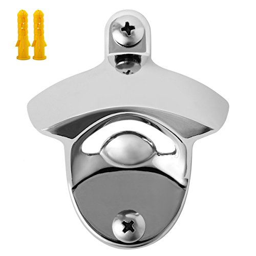 hems-wall-mount-bottle-opener-with-strong-color-matching-screws-and-all-hardware-stainless-steel