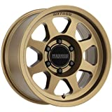 Method Race Wheels MR701 Method Bronze Wheel with Painted (17 x 8.5 inches /6 x 5 inches, 0 mm Offset)
