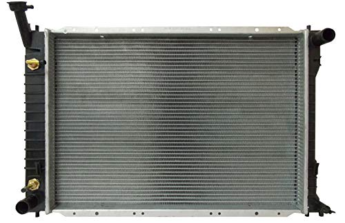 Sunbelt Radiator For Mercury Villager Nissan Quest 1511 Drop in Fitment (Radiator Quest Nissan 1995)