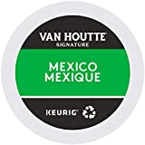 Van Houtte Mexico Fair Trade Organic Signature Collection K-Cup Coffee Pods, 24 Count For Keurig Coffee Makers