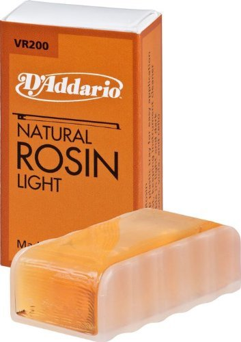 daddario-natural-rosin-light