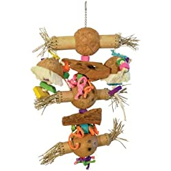 Prevue Pet Products 62474 Bodacious Bites Bamboo Shoots Bird Toy