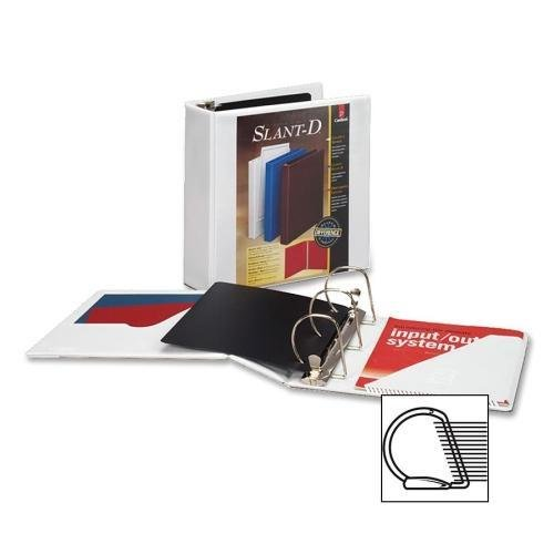 Slant D-ring Binder 2 Cap - 4