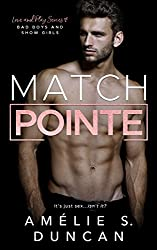 Match Pointe: Bad Boys and Show Girls (Love and Play Series)