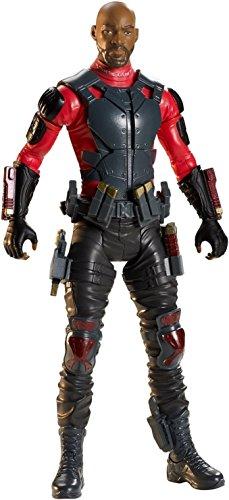 "Super Hero Suicide Squad Figure Deadshot 6"" Hero Series Action Figures Toys"