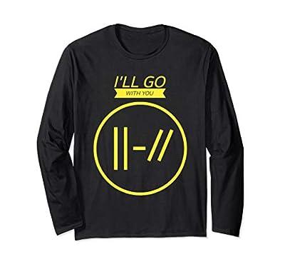 I'll Go With You Pilots Shirt-Twenty One Cute T-shirt Gift Long Sleeve T-Shirt