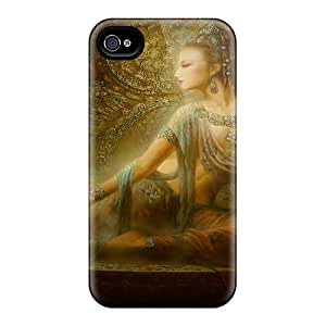 Hot Divine Beauty First Grade Tpu Phone Case For Iphone 4/4s Case Cover