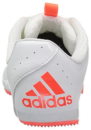 adidas Men's Sprintstar Track Shoe, Solar Red/White/Infrared, 7 M US by adidas (Image #2)