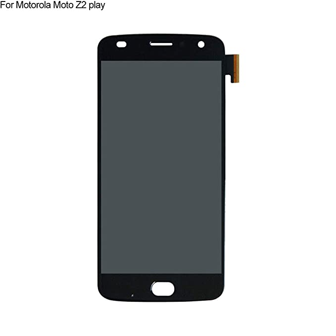 RYcoexs Pantalla LCD Pantalla táctil Reemplazo del digitalizador para Motorola Moto Z Z2 Z3 Play White Z2 Play: Amazon.es: Electrónica