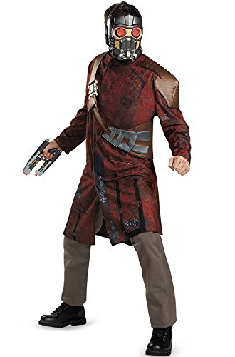 Marvel Guardians Of The Galaxy Star-Lord Deluxe Costume
