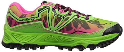 Scarpa Da Trail Running Xodus 6.0 Donna Verde / Rosa