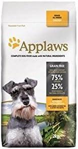 Applaws Dry Dog Food Chicken Senior (2 kg) (Pack de 6)