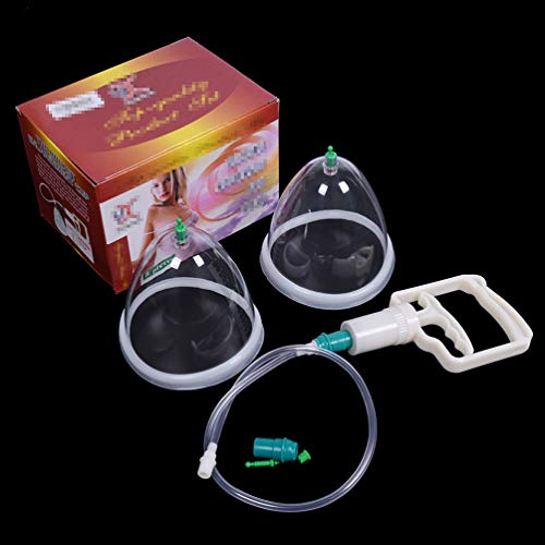 Lychee Vacuum Suction Cupping Breast Buttocks Body Firming Treatment (Best Treatment For Breast Enlargement)