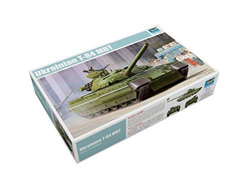 Trumpeter 09511 1/35 Ukrainian T-84 MBT - Mbt Four