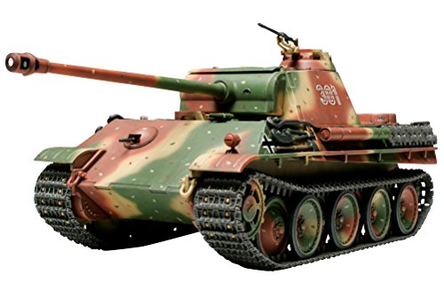 German Panther Type G 1/48 Military Miniature Series No.20 (Tamiya German Panther)