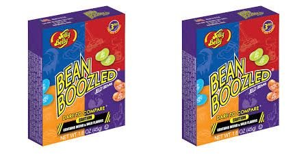 Dont be dazzled by this double pack of Beanboozled!!  - Jell