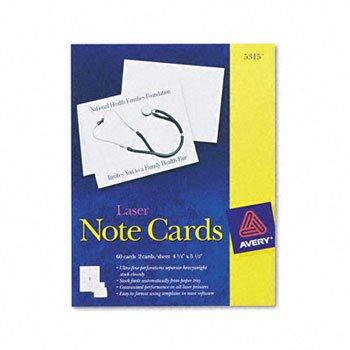 Laser 5-1/2, Envelopes, Packs