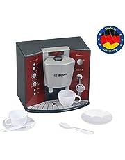 Theo Klein 9569 Bosch koffiezetapparaat met geluidseffecten I Espresso-apparaat op batterijen met echte geluiden I Afmetingen: 14,5 cm x 19,5 cm x 17 cm I Speelgoed voor kinderen vanaf 3 jaar