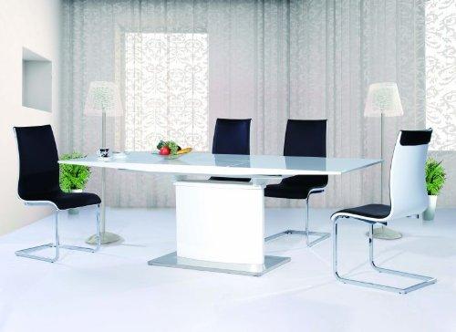 Essgruppe Tisch+6Stühle