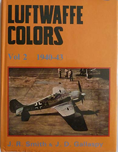 Luftwaffe Colors, Vol. 2, 1940-43