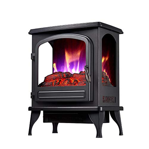 Cheap ALUS- Electric Fireplace Electric Heater Heater Home Living Room Fast Heat 3D Flame Used in Any Indoor Place Beating Flame Let The Home Have A Warm Taste Black Friday & Cyber Monday 2019