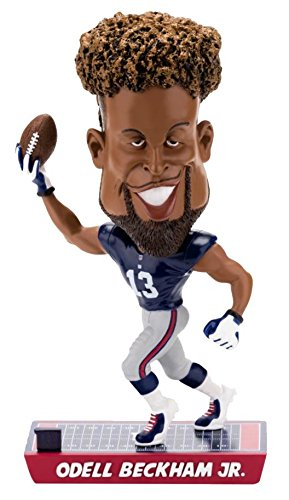 online store 282cb 0364c Odell Beckham Jr New York Giants Caricature Special Edtion ...